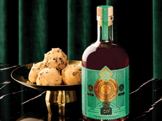 Drink Syndikat Collection Cookie Dough infused Rum