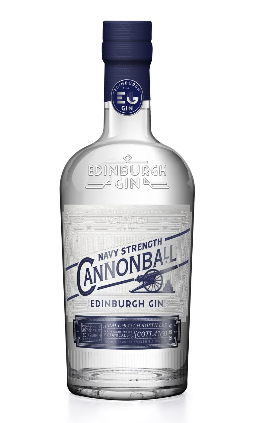 News Edinburgh Gin Launcht Christmas Gin Und Cannonball