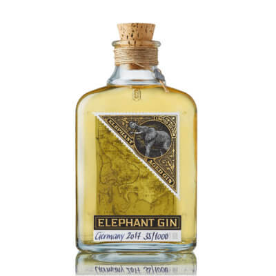Launch des Elephant Aged Gins