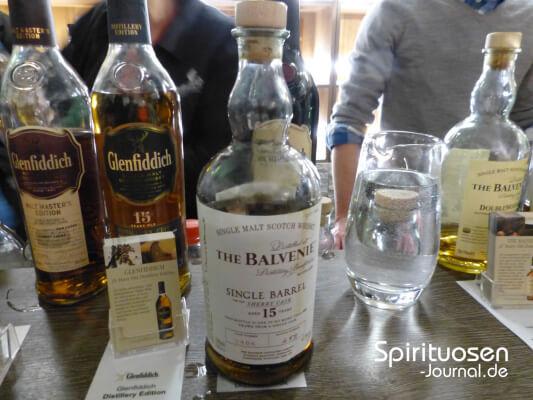 Finest Spirits 2016 - The Balvenie Single Barrel 15 Jahre Sherry Cask #2806