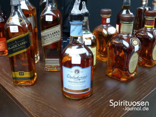 Finest Spirits 2016 - Dalwhinnie Winter's Gold