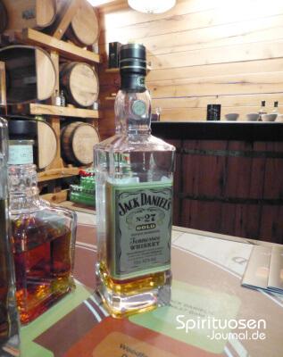 Finest Spirits 2016 - Jack Daniel's No. 27 Gold