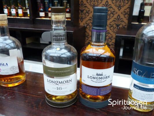 Finest Spirits 2016 - Longmorn The Distiller's Choice