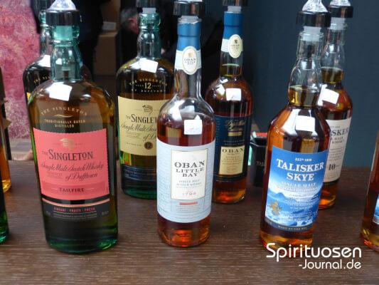 Finest Spirits 2016 - Oban Little Bay