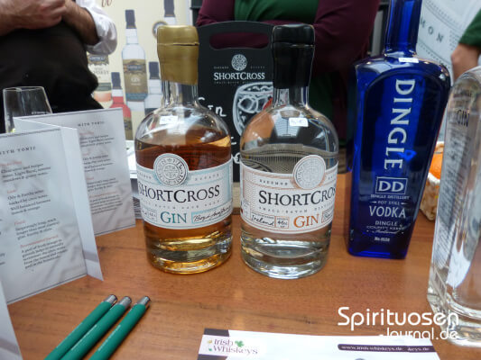 Finest Spirits 2016 - Shortcross Gin
