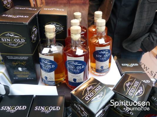 Finest Spirits 2016 - Sin-Gold
