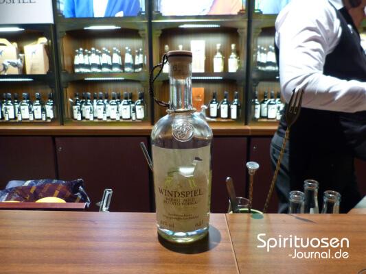 Finest Spirits 2016 - Windspiel Vodka