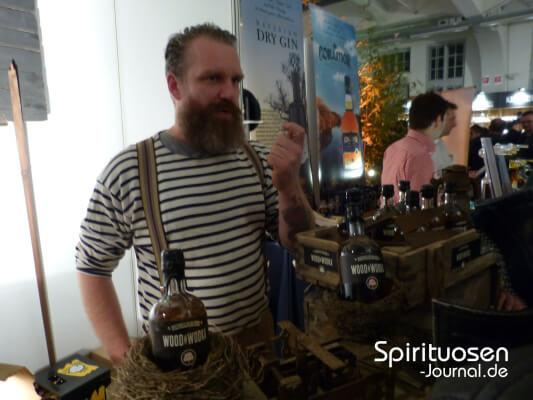 Finest Spirits 2016 - Wood n Wodka