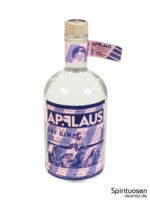 Applaus Dry Gin Vorderseite