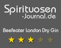 Beefeater London Dry Gin Wertung