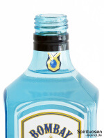 Bombay Sapphire London Dry Gin (47%) Hals