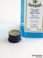 Bombay Sapphire London Dry Gin Verschluss