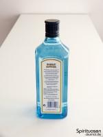 Bombay Sapphire London Dry Gin Rückseite