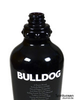 Bulldog London Dry Gin Hals
