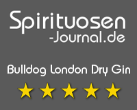Bulldog London Dry Gin Wertung
