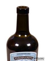 Ferdinand's Saar Dry Gin Hals