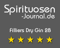 Filliers Dry Gin 28 Wertung