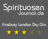Finsbury London Dry Gin Wertung