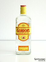 Gordon's London Dry Gin Vorderseite