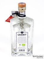 Granit Bavarian Gin Rückseite