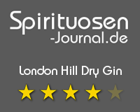 London Hill Dry Gin Wertung