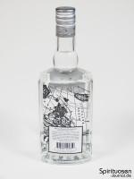 Martin Miller's Westbourne Strength Dry Gin Rückseite