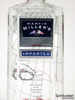 Martin Miller's Gin Vorderseite Etikett
