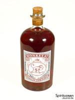 Monkey 47 Schwarzwald Sloe Gin Vorderseite