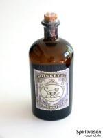 Monkey 47 Schwarzwald Dry Gin Vorderseite
