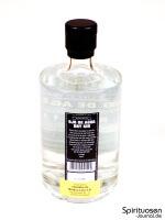 Ojo de Agua Dry Gin Rückseite