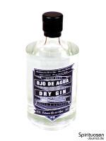 Ojo de Agua Dry Gin Vorderseite