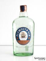 Plymouth Gin Vorderseite