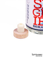 Siegfried Rheinland Dry Gin Verschluss
