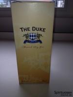 The Duke Munich Dry Gin Verpackung
