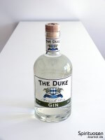 The Duke Munich Dry Gin Vorderseite