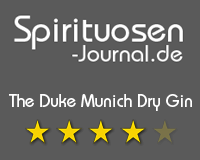 The Duke Munich Dry Gin Wertung