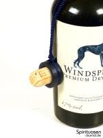 Windspiel Dry Gin Verschluss