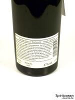 Windspiel Dry Gin Rückseite Etikett
