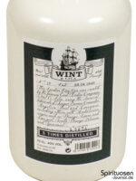Wint & Lila Gin Rückseite Etikett