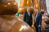 Neueröffnung der Glen Keith Destillerie durch Chivas Brothers