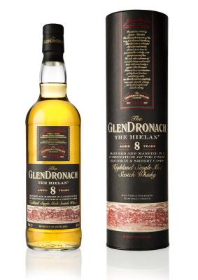 GlenDronach The Hielan' 8 Jahre