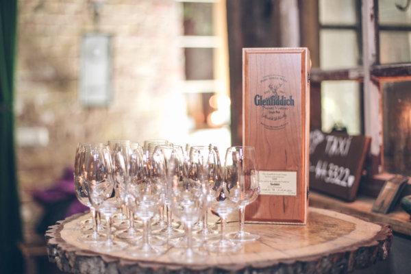 Masterclass zur Glenfiddich Experimental Series