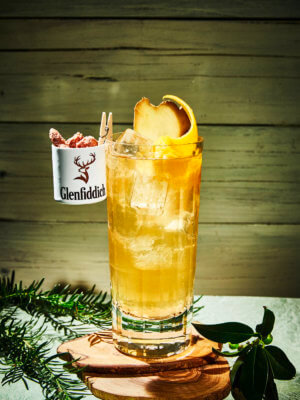 Glenfiddich Winter Surprise