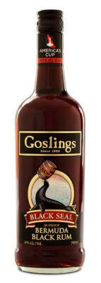 Goslings Black Seal Rum mit neuem Look