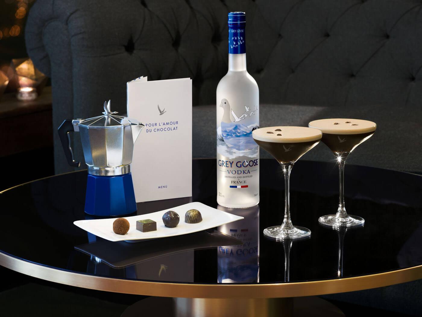 Cocktails Festliche Drinkempfehlungen Von Grey Goose Spirituosen Journal De