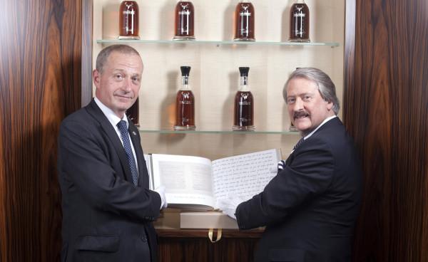 Harrods und The Dalmore kooperieren für Dalmore-Paterson-Collection