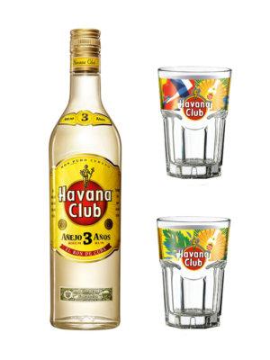 Geschenkoffensive von Havana Club zum Jahresende