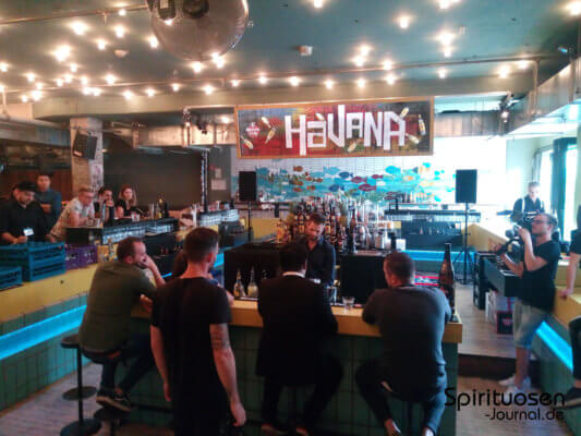 Havana Club Academia del Ron – Next Generation 2017 - Competition