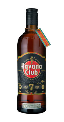 Redesign für Havana Club Anejo 7 Jahre angekündigt