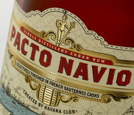 Havana Club launcht Pacto Navio